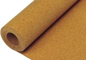 Kamštinis paklotas laminuotoms grindims ( antibakterinis )